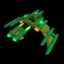 View the Gorn Imperium ship set.