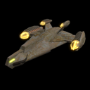 View the Hirogen Hunting Party ship set.